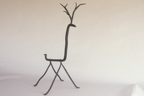 deer-sculpture