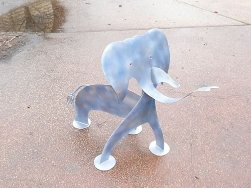 elephant-sculpture