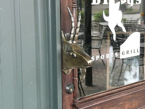 forged-antler-door-handle