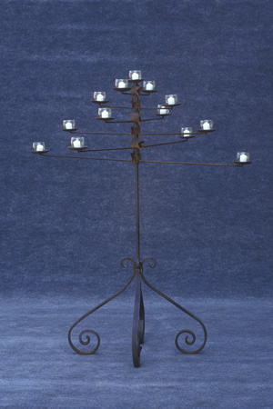 forged-candelabra
