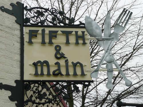 Fifth & Main Restaurant