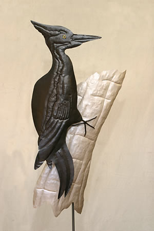 Shadowbird Weathervane
