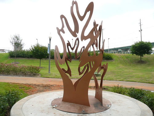 Sister Cities Sculpture