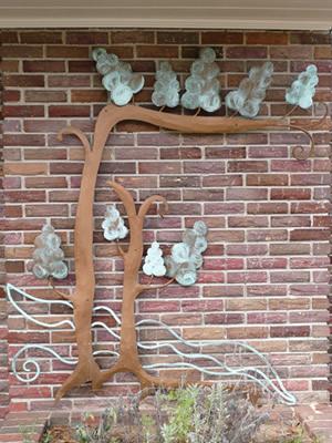 wall-sculpture